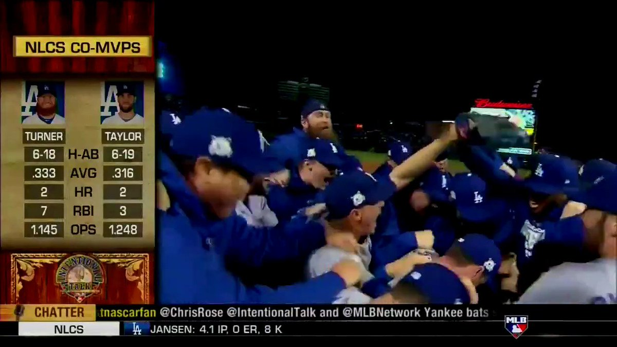 """""""Everybody contributes on this club, I've never seen anything like it."""" - @KMillar15 on the @Dodgers #ThisTeam https://t.co/xfpJQqaOqk"""