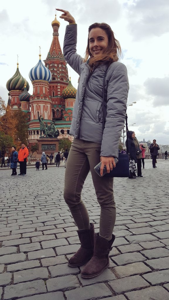 Good bye beautiful Moscow