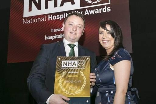 National Hospitality Awards: Ireland's best loved hotels, pubs and restaurants recognised