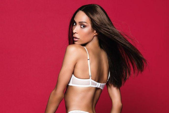 Ines Rau será la primera 'playmate' transgénero de 'Playboy'