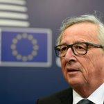 EU's Juncker wants S.American trade deal by Christmas