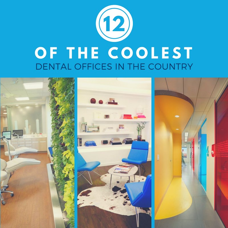 And you thought YOUR office was cool... These are 12 of the coolest dental offices in the country! 😱😍 https://t.co/HBIOw3IAdE #OfficeLife #InteriorDesign #Inspiration https://t.co/Qujupjvm4q