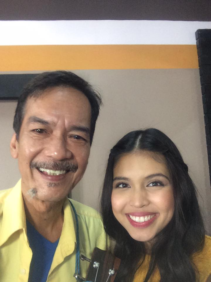RT @MaineLoversPH: Maine with Brod Pete yesterday 😁  © Brod Pete FB | #ALDUBxEBLoveis https://t.co/Nv0JloxPrv