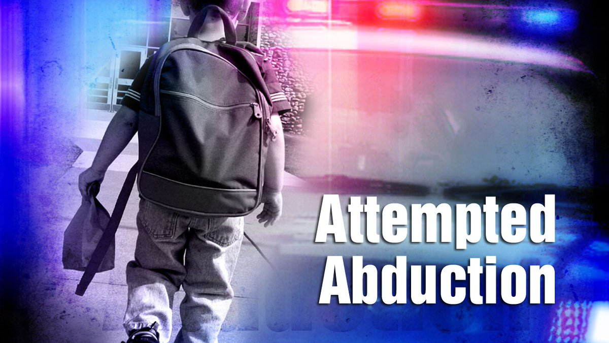 Man tries to abduct elementary school girl, police say