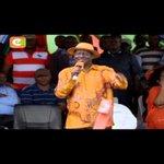 Odinga asks supports not to revenge killings