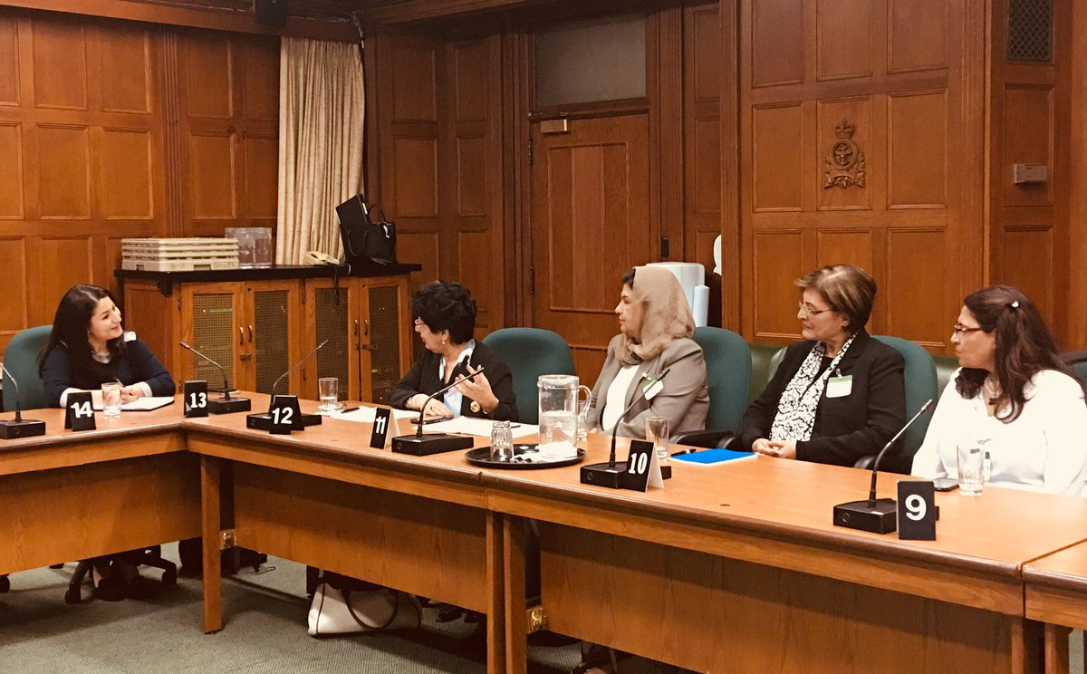 Great to meet again with @AfghanWomenMTL to talk about preventing family violence and caring for our seniors. https://t.co/Z4jzhQJOQL