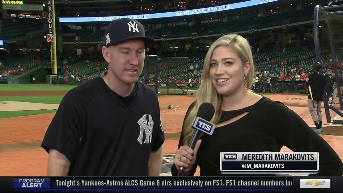 RT @YESNetwork: Todd Frazier: We're playing to WIN TODAY! https://t.co/pbIoIAFXjB