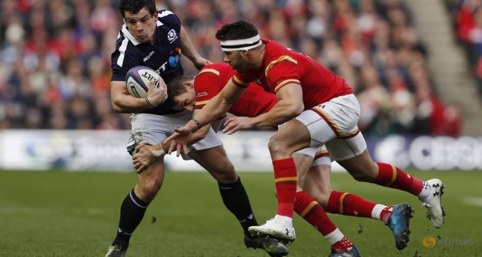 Hardie suspended from Scotland, club duties