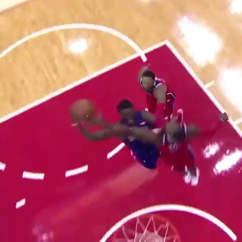 John Wall saves the day for the @WashWizards! #DCFamily https://t.co/83MHNTHW8C