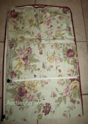 #Ad: BRIGHTON RARE FLORAL CANVAS GARMENT BAG FOR USE with SUITCASE OR ALONE NEW https://t.co/DBBkBU8KKo https://t.co/4lidncnZ9G