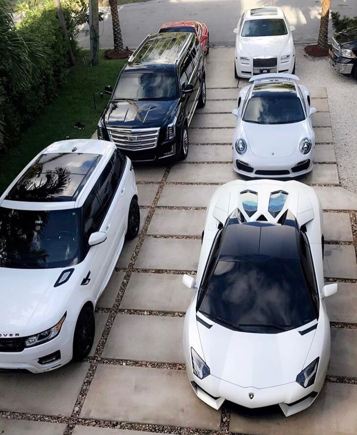 In other news, Hanley's car collection is pretty impressive. https://t.co/FGp3QNBKPn