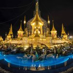 Thailand rehearses lavish US$90 million funeral for late king