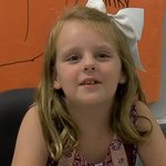 Dalton, Georgia girl invited to White House after writing letter to President Trump