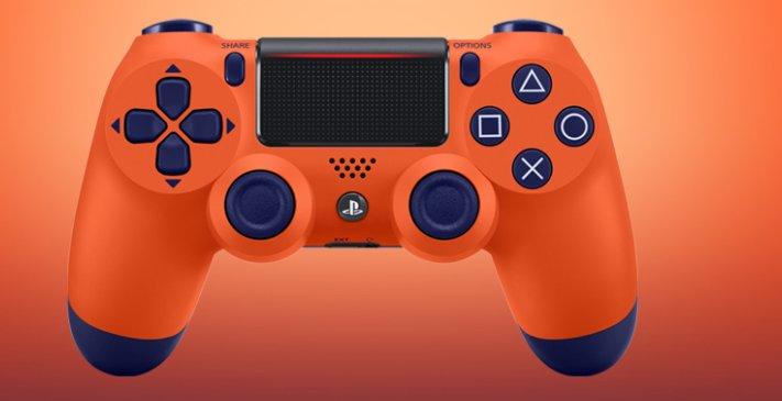 New DualShock 4 controller color revealed https://t.co/THfaxHQjcR https://t.co/9Tbgpg0JMu