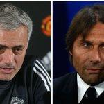 Manchester United manager Jose Mourinho responds to Antonio Conte outburst