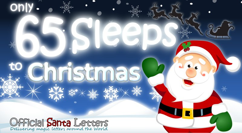 🎅🏻🎄☃️🦌🎁🎅🏻🎄☃️🦌🎁🎅🏻🎄  ONLY 65 SLEEPS  TO CHRISTMAS 🎅🏻🎄☃️🦌🎁🎅🏻🎄☃️🦌🎁🎅🏻🎄 #CountdownToChristmas https://t.co/P5AVMR4Rum