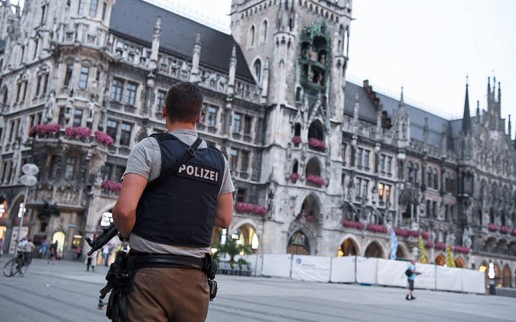 Several injured in Munich knife attack