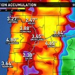 Heavy weekend rain could bring landslide, flood danger