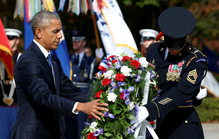 The GOP politicized military deaths under Obama, but now says don't criticize Trump