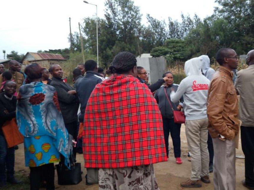 IEBC face hurdles in Samburu West as PO's , DPO's stage demos over poor pay