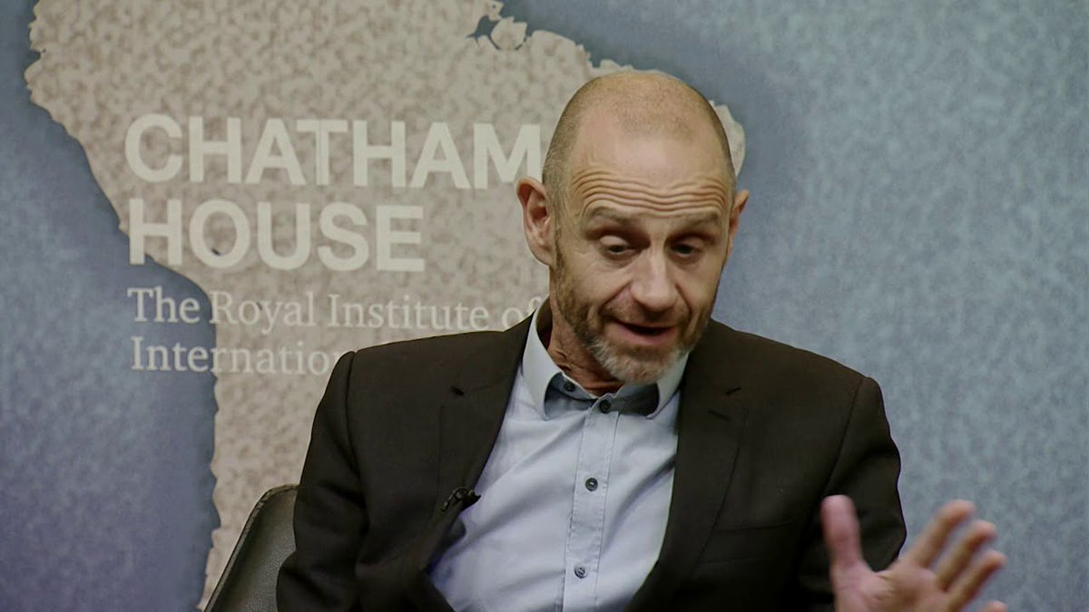 In Conversation with Ian Taylor, Chairman and Group CEO, Vitol