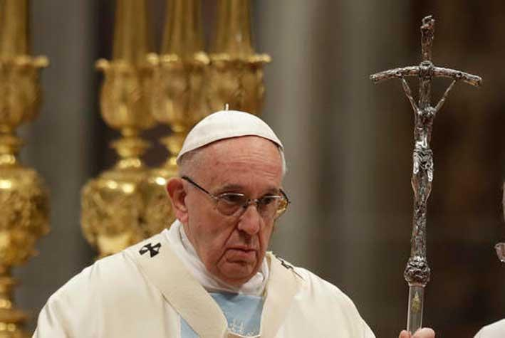 Updated: In rare move, Pope Francis prays for Malta after journalist is slain