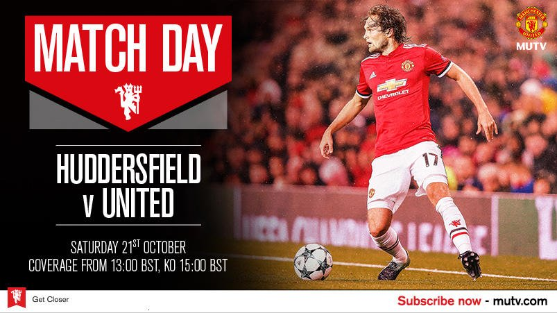 Subscribe to #MUTV now for the best build-up to today's game from 13:00 BST ➡ https://t.co/ZuGMTS9HMf https://t.co/VVX4mEBqu4