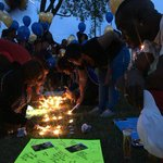 Family of Onyx nightclub shooting victim asks for justice, peace during emotional vigil
