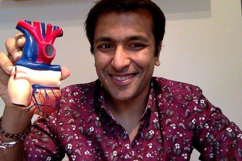 York doctor's YouTube video saves man's life