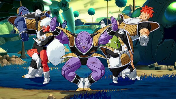 New Dragon Ball FighterZ screens show off Captain Ginyu, Nappa, story details, and more. https://t.co/MXmvFQwZyq https://t.co/ZPJG7VOWYM