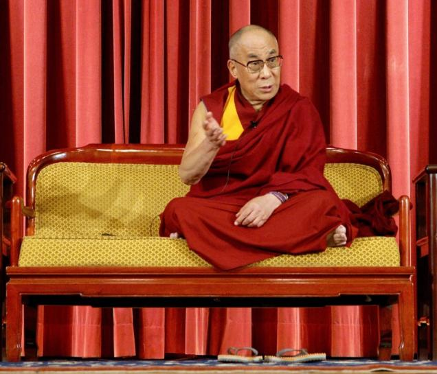 China says no excuses for foreign officials meeting Dalai Lama