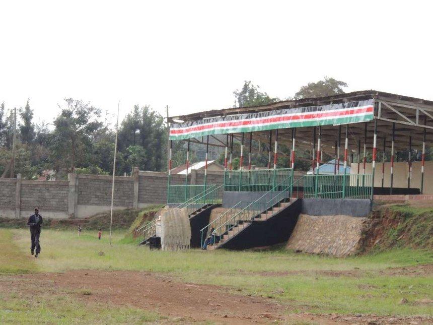 State offi cials snub Mashujaa event in Migori, stadium empty