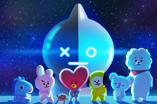 BTS' new BT21 collab with Line Friends blends fashion, emojis & K-pop https://t.co/bq3Qya1ldE https://t.co/U3FuKFsuh6