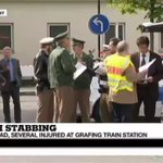 Several injured in Munich knife attack: police