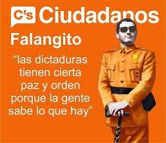RT @cantabriamiguel: El Tte General Falangito se pide Catalunya en el reparto. Voto o plomo https://t.co/xiFSdamtVq