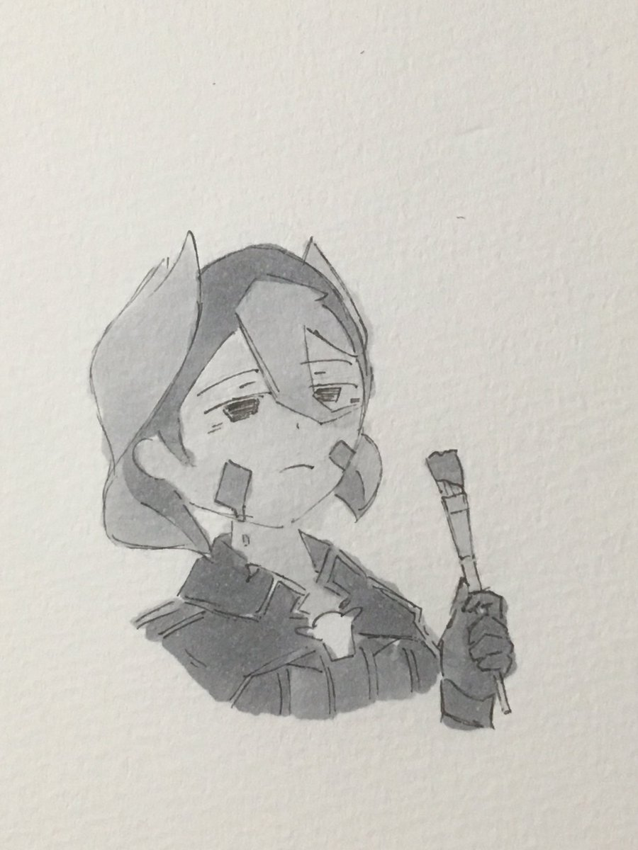 RT @0073wave: 顔にレグ模様を描かれたオーゼンさん #メイドインアビス https://t.co/dXSMqwI5hI