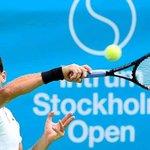 Tennis. ATP - Stockholm. Grigor Dimitrov se qualifie en finale