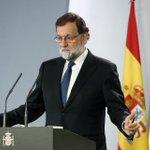Sepanyol gantung kerajaan Catalonia