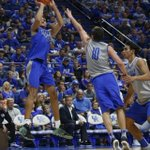 Knox, Diallo, freshman point guards and more takeaways from UK's Blue-White Game