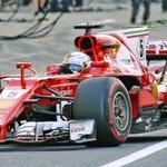 Sebastian Vettel avec un nouveau châssis sur le Grand Prix des États-Unis