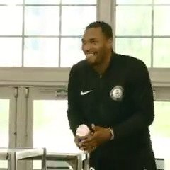 Coming up on #InsideStuff (6:30pm/et NBATV)... the BrooklynNets spend training camp at the NavalAcademy https://t.co/bCssDtWljP