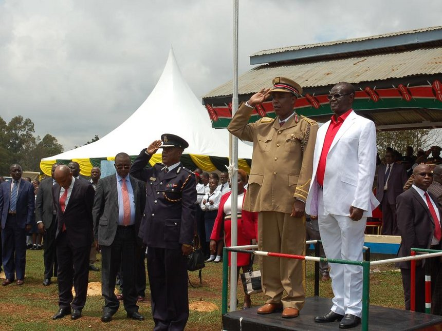 Woman, 65, dies while dancing at Mashujaa Day fete in Meru