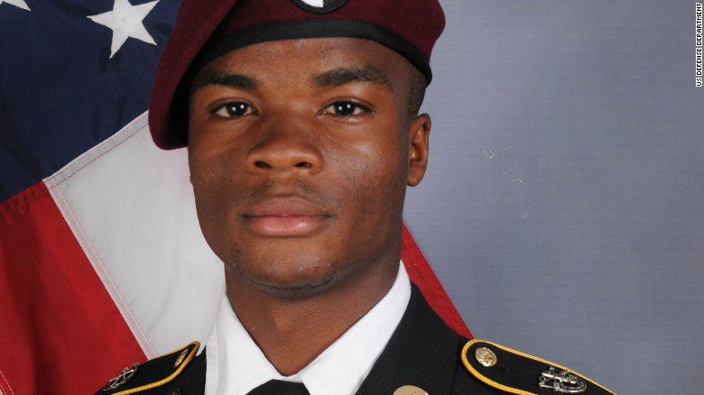 Loved ones say goodbye to Sgt. La David Johnson, US soldier slain in Niger https://t.co/UNTAIn0MC3 https://t.co/Crxph9xvGf