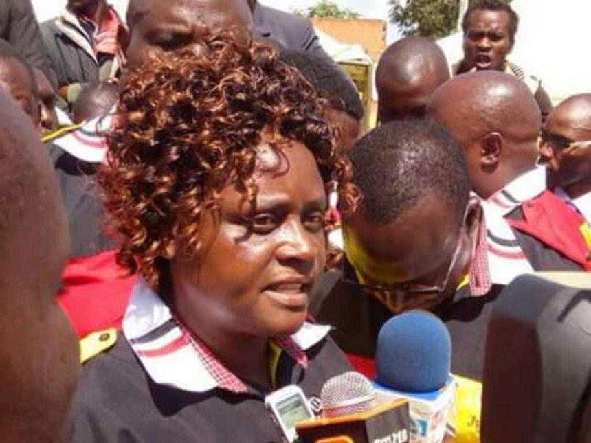 Reelect Uhuru for more benefi ts, Nyamira rep urges women