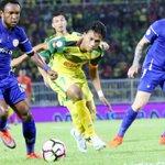 Sandro julang Kedah ke final