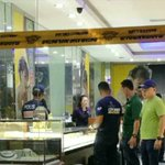 Lack of security guard makes this Sg Petani goldsmith shop an easy target