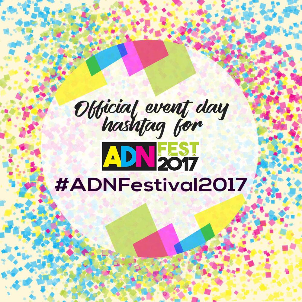 RT @adnfest: Hello eblibady! It's officially October 22!!! 😄  Let us use the HT #ADNFestival2017 https://t.co/Ra8imI4CYl