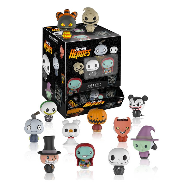 RT @OriginalFunko: RT & follow @OriginalFunko for your chance to win 10 #NightmareBeforeChristmas Pint Size Heroes!! https://t.co/Stk5cmBws5