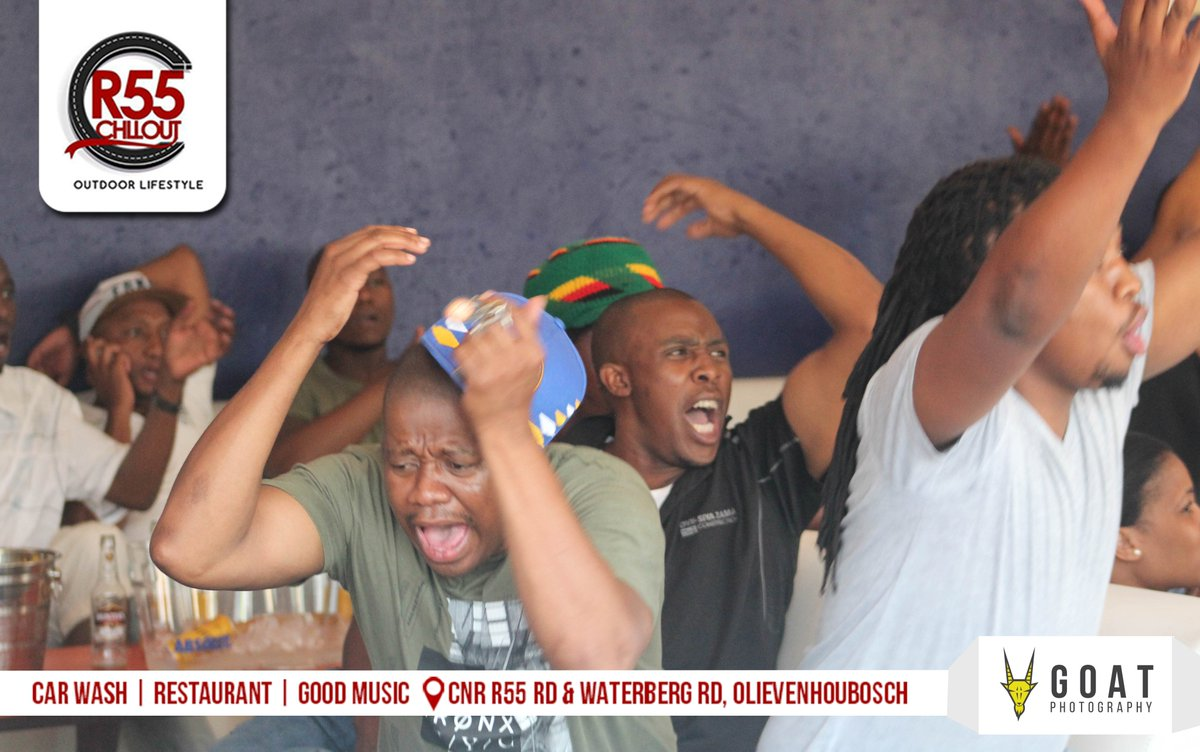Chiefs and Pirates moments...  #GoodVibesOnly #Drinks #Food #FreeWiFi #SowetoDerby https://t.co/zdBr9BGzeL