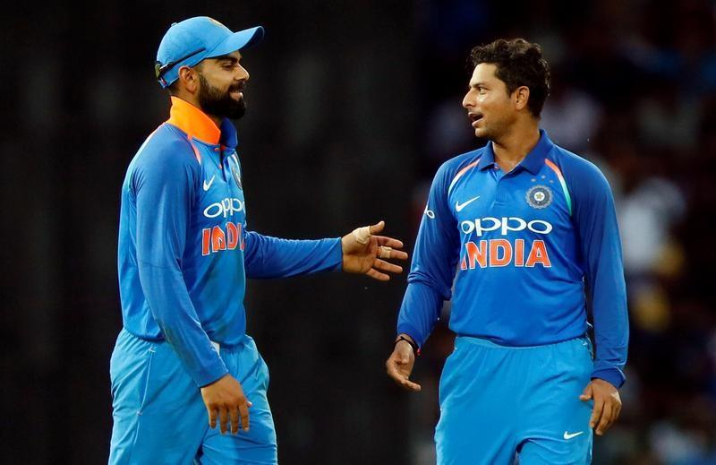 Kohli hails India's new spin duo ahead of NZ ODI series